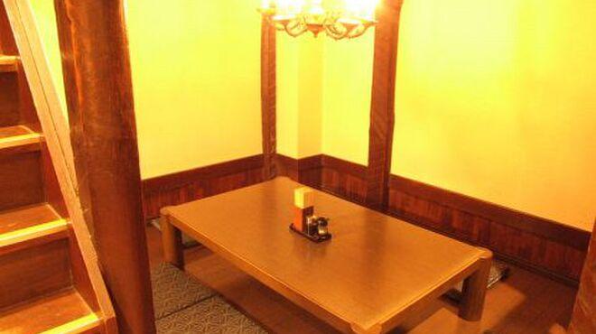 居酒屋 和気あいあい - 内観写真:ロフト・掘りごたつ半個室