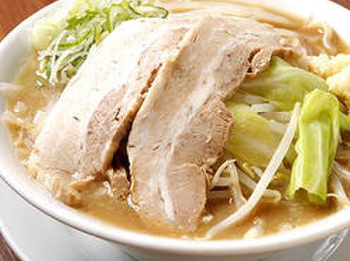 つけ麺 ラーメン ヤゴト55 - 料理写真:二郎系ラーメン(740円)スタッフ一押し!!