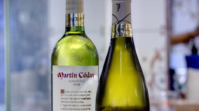 イベリコ・バル - 料理写真:スペインおススメ白ワイン