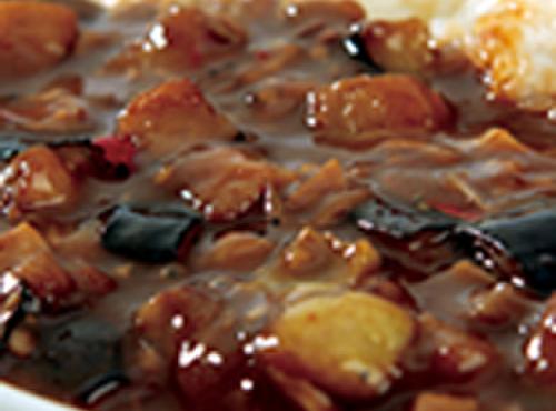 萬珍軒 - 料理写真:萬珍軒の人気のメニュー!茄子麻婆