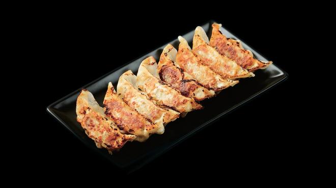ラーメン番長銀次郎 - 料理写真:特製焼き餃子