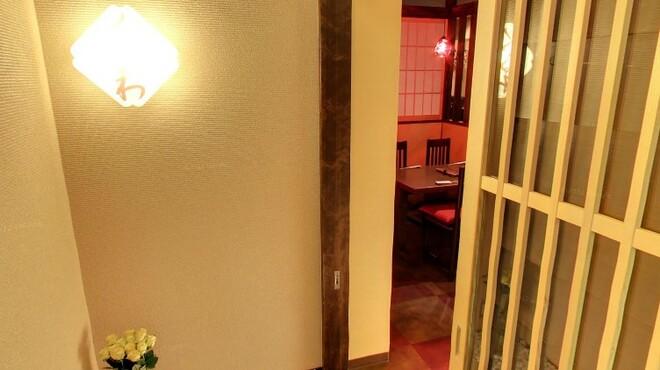 横浜くるわ - 内観写真:入口