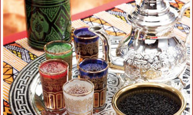 モロッコ タジンや - 料理写真:お飲み物写真