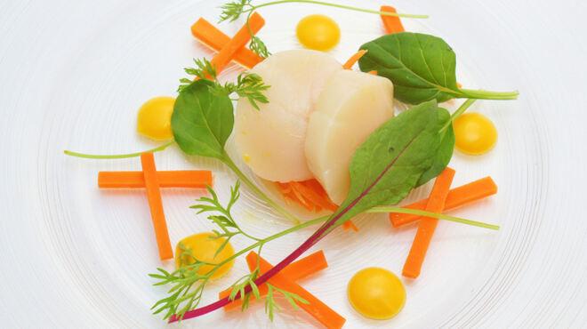 フレンチレストラン にき亭 - 料理写真:カルパッチョ