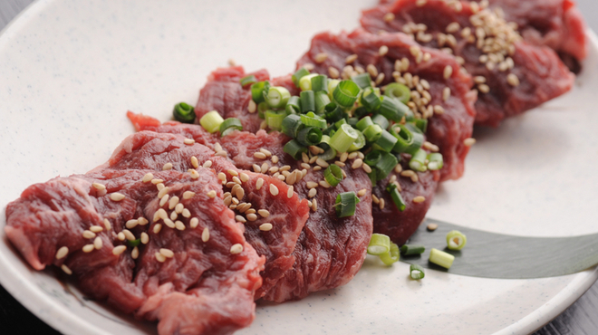 牛菜 - 料理写真:噛みしめるほどに旨みを実感! 『ハラミ』