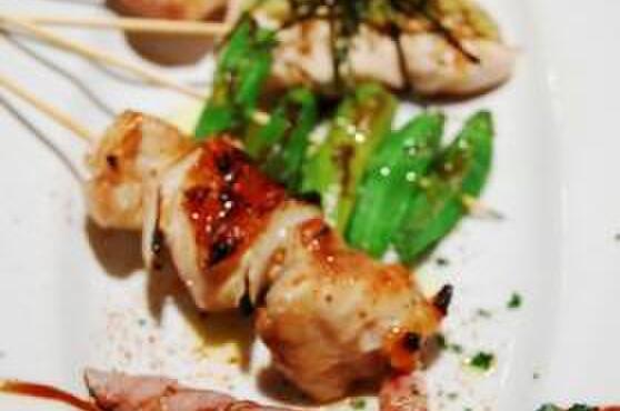 美麗酒場 couta - 料理写真:▲自慢の串! 100円~ 和酒はもちろん、ワインやカクテルにも合う様々な串が揃っています。