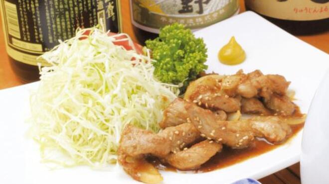 くろしお - 料理写真:お料理一例