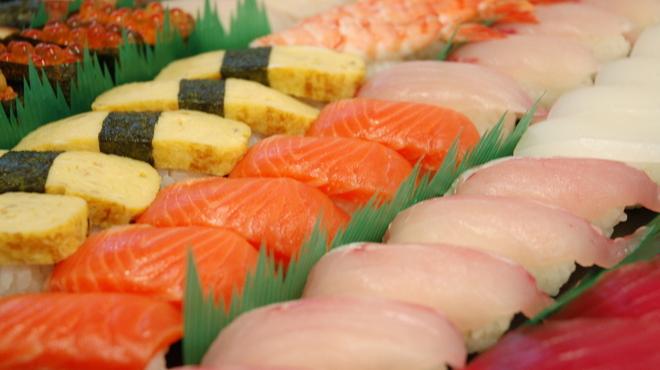 魚屋直営食堂 魚まる - 料理写真:
