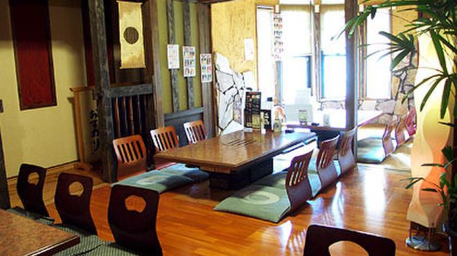 焼肉&酒食楽 凪 - 内観写真:最大25名で利用できる独立した座敷形式の宴会場。