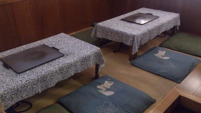神戸 こも亭 - 内観写真:お座敷もあります♪