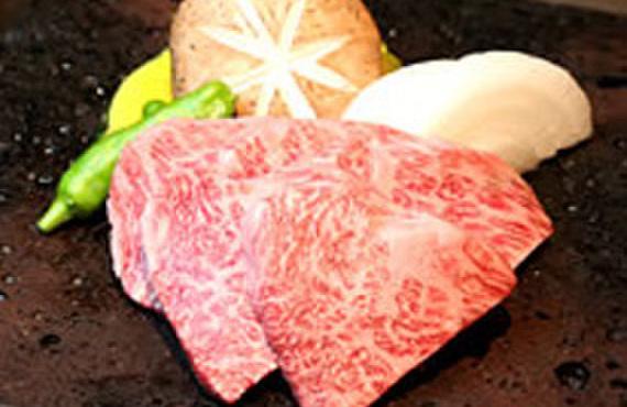 ふわとろ本舗 - 料理写真:◆神戸特選和牛と野菜の溶岩焼 1974円