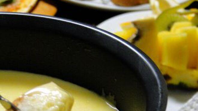 カーヴ 隠れや - 料理写真:人気のチーズフォンデュ♪是非お試し下さい。