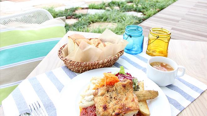 グッドモーニングカフェ - 料理写真:料理写真