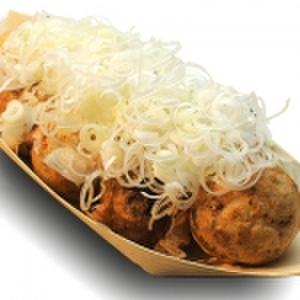 頑固蛸 - 料理写真:ネギ醤油 500円