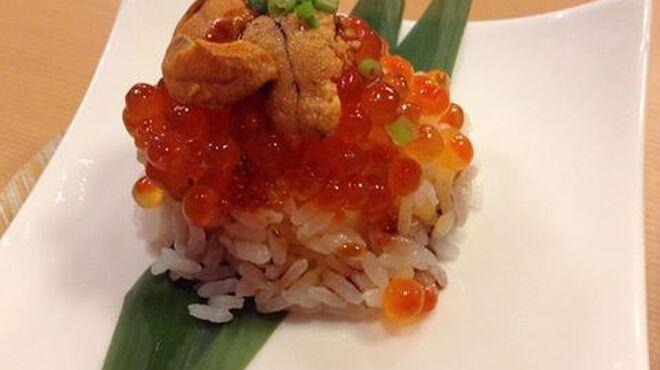 鮨八  - 料理写真:富士山寿司