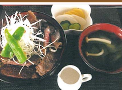 モンブラン - 料理写真:サーロイン丼