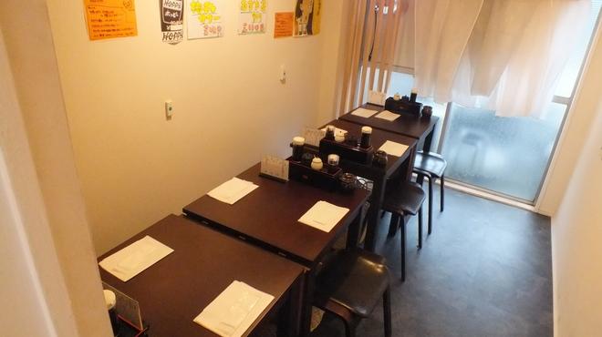 ジンギスカン らむすけ - 内観写真:3Fには少人数制のご宴会も承れるお部屋をご用意!