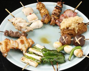 京ばし とり安 - 料理写真: