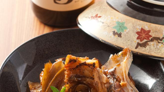 魚将 さかなちゃん - 料理写真:【オコゼ(串木野)】あっさりポン酢で。冷水で絞めているので身も引き締まっている。適度に脂がのっている。