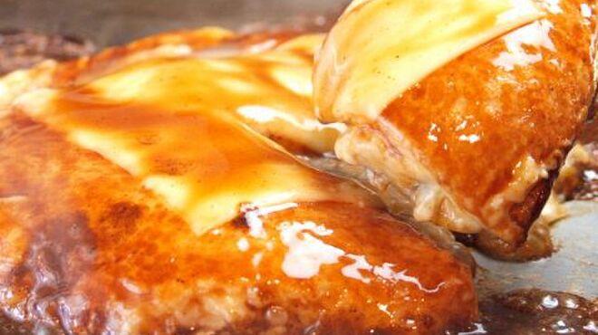 ふわとろ本舗 - 料理写真:◆神戸名物ふわとろ焼き【ふわっ。とろ~り!新食感! 630円