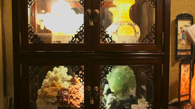 中国酒家くうくう - 内観写真:店内