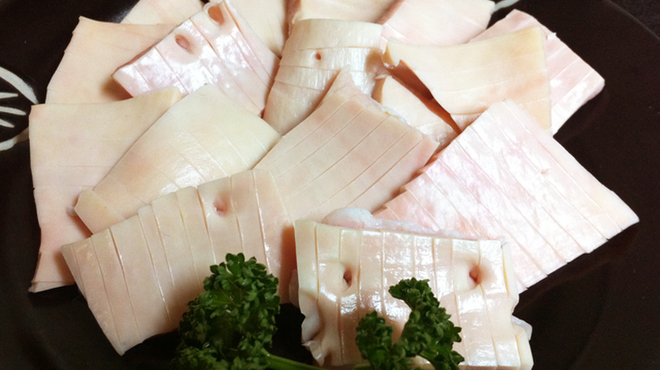 黒ぎゅう - 料理写真:コリコリ(大動脈)