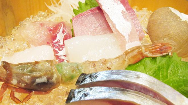 わ食場 はす家 - 料理写真:刺身