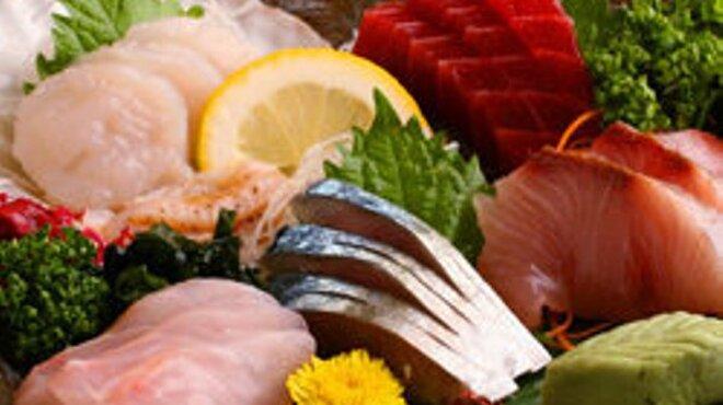串エ門 - 料理写真:産地直送! 新鮮な刺身盛り合わせ