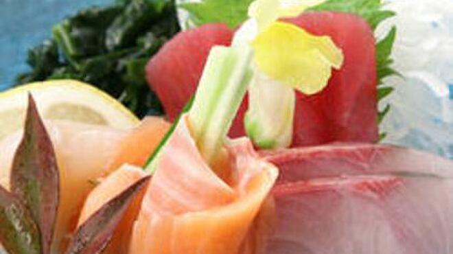 串エ門 - 料理写真:新鮮魚介のお造り