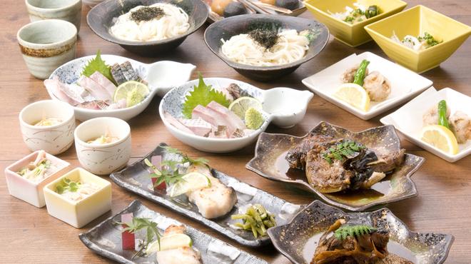 馳走 やまとや - 料理写真:季節毎の美味しさに出会える『会席コース』