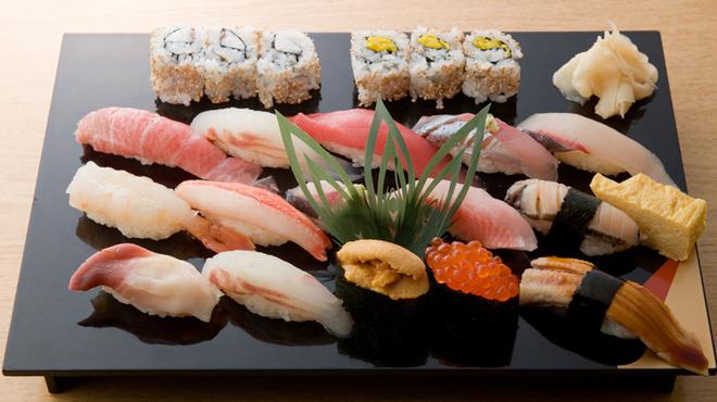 こうや - 料理写真:親方おまかせ 4320円