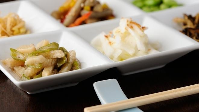 糸桜 - 料理写真:創作ナムル盛り