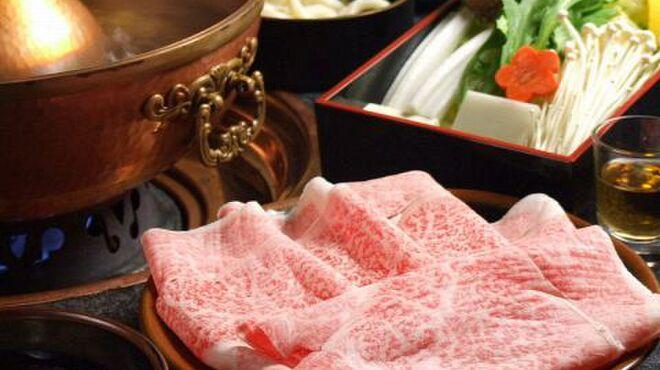 しゃぶ亭 - 料理写真:お肉も最高の状態で!