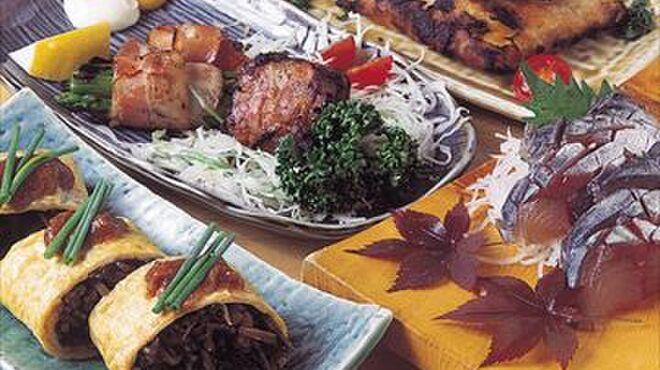炉ばたワコー - 料理写真: