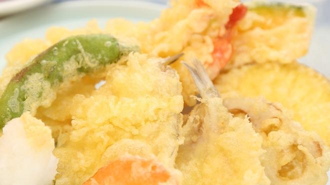 五六八そば - 料理写真:お蕎麦には天婦羅が良く合います!