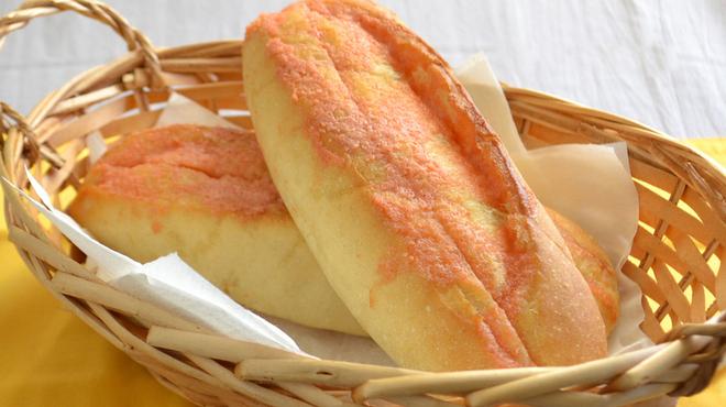 石窯パン工房 グレンツェン - 料理写真:「熟成ぷちぷち明太」