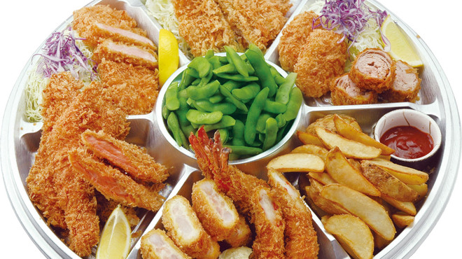 金沢かつぞう - 料理写真:テイクアウトできます・パーティーにはオードブル♬