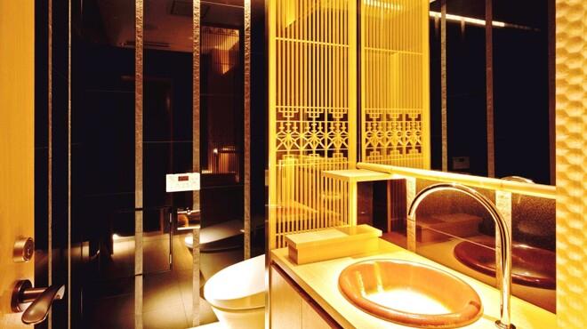 寿司上野坂 - 内観写真:トイレ
