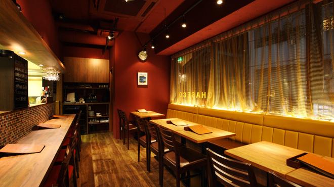 チェイスコ - 内観写真:レストラン内観