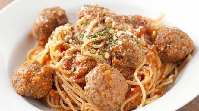 チェイスコ - 料理写真:スパゲッティミートボール