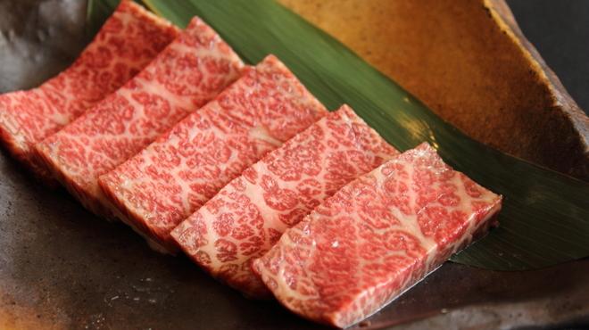 和牛焼肉ばっされ - 料理写真:独自の手法で熟成させた柔らかさと美味しさをご堪能ください。