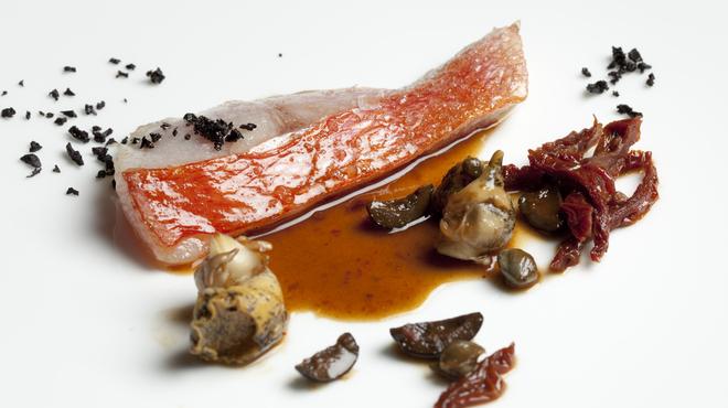 SIO - 料理写真:魚介類をメインに毎日新鮮な食材を厳選