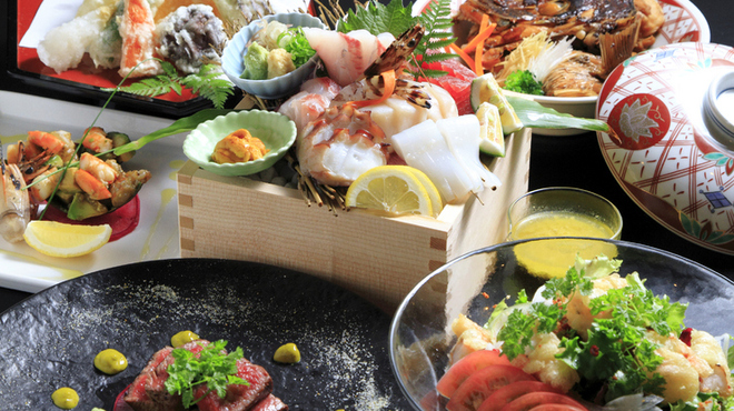 居酒屋 海山 - 料理写真:魚料理をはじめとするこだわりの料理で宴会