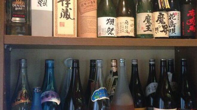 和食、日本料理「南房」 - 料理写真:こだわりのお酒も取り揃えております。