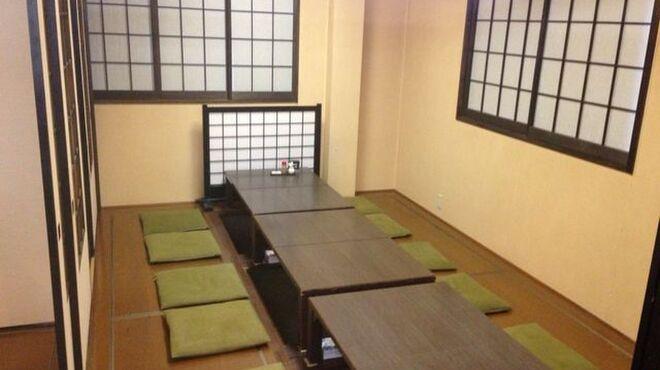 和食、日本料理「南房」 - 内観写真:個室・掘りごたつで、ゆっくりお過ごし下さい。
