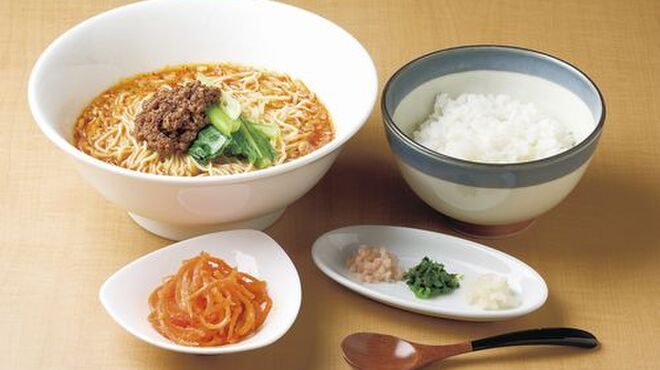 担々麺 錦城 - 料理写真:陳建民直伝の味をカジュアルに楽しめる★