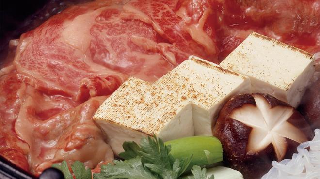 巴庵 - 料理写真:すき焼き(しまね和牛)