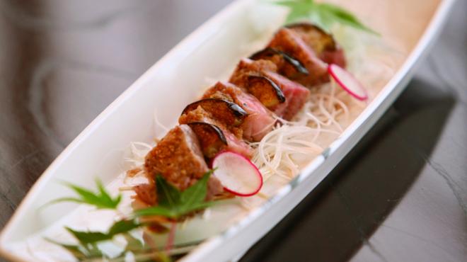 巴庵 - 料理写真:こだわりの食材で作る一品料理が魅力です。