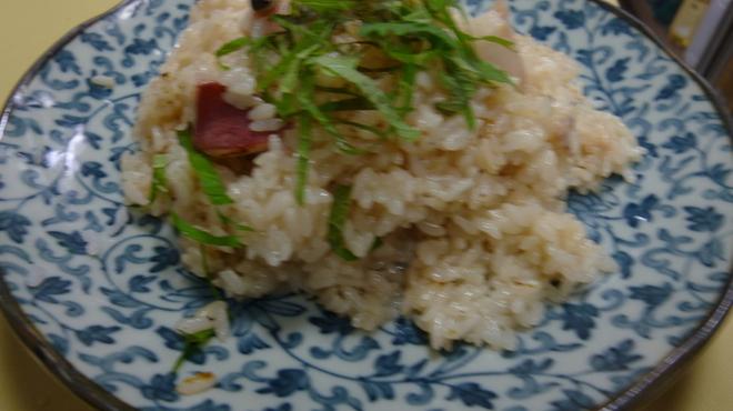 鶏翔 - 料理写真:和風タコ飯【自慢の味!!〆にどうぞ】660円