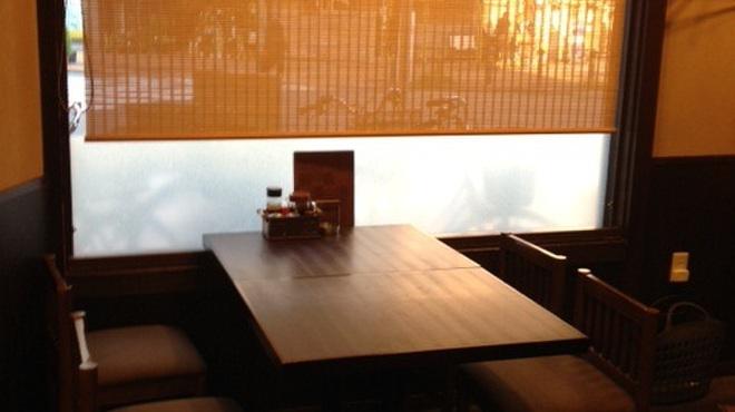 洋食亭 おおはし - 内観写真: